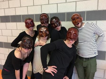 Atelier d'Initiation Masques